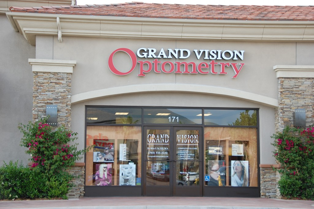 Location Amp Hours Grand Vision Optometry Eye Doctor San